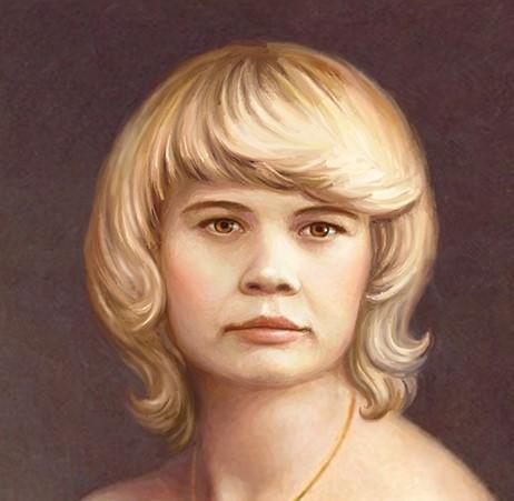 портрет на 50лет