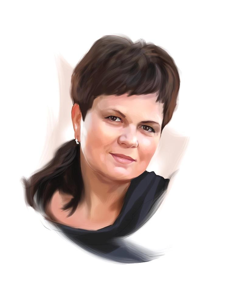 заказать портрет маме в Минске