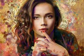 Портрет по фото, подарок на 14 февраля Минск