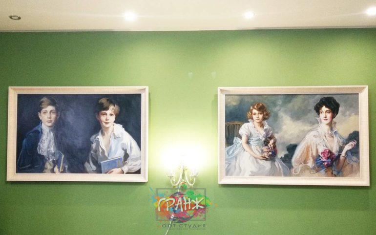 Репродукции картин купить Минск